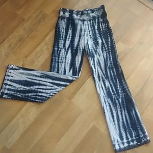 Justice Girls Tie Dye Pants